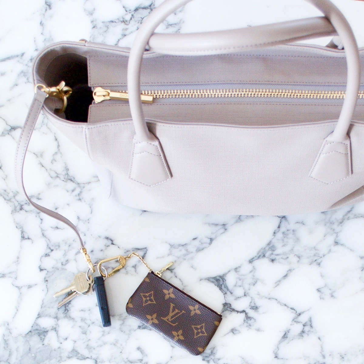 Upgrade your bag with a Dagne Dover Tote