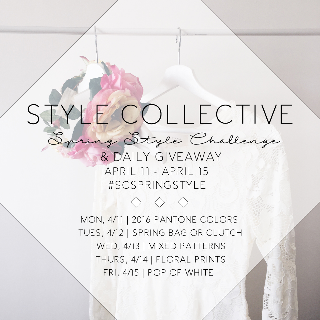 Style Collective Spring Style Challenge