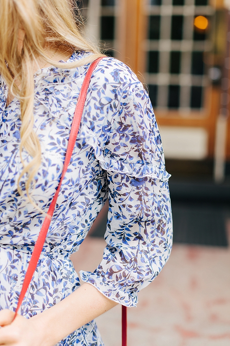 Four ways to look chic for the 4th of july: accent your main hue