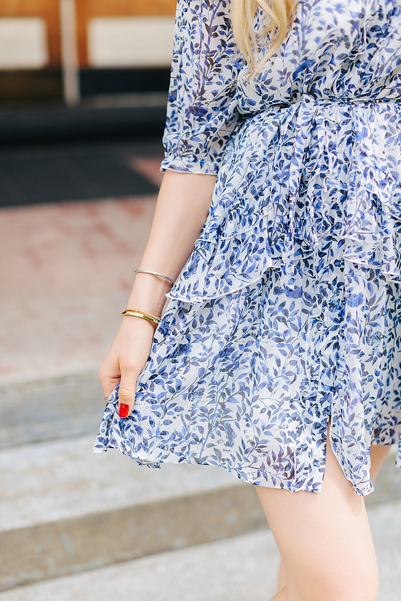 Four ways to look chic for the 4th of july: pick a color