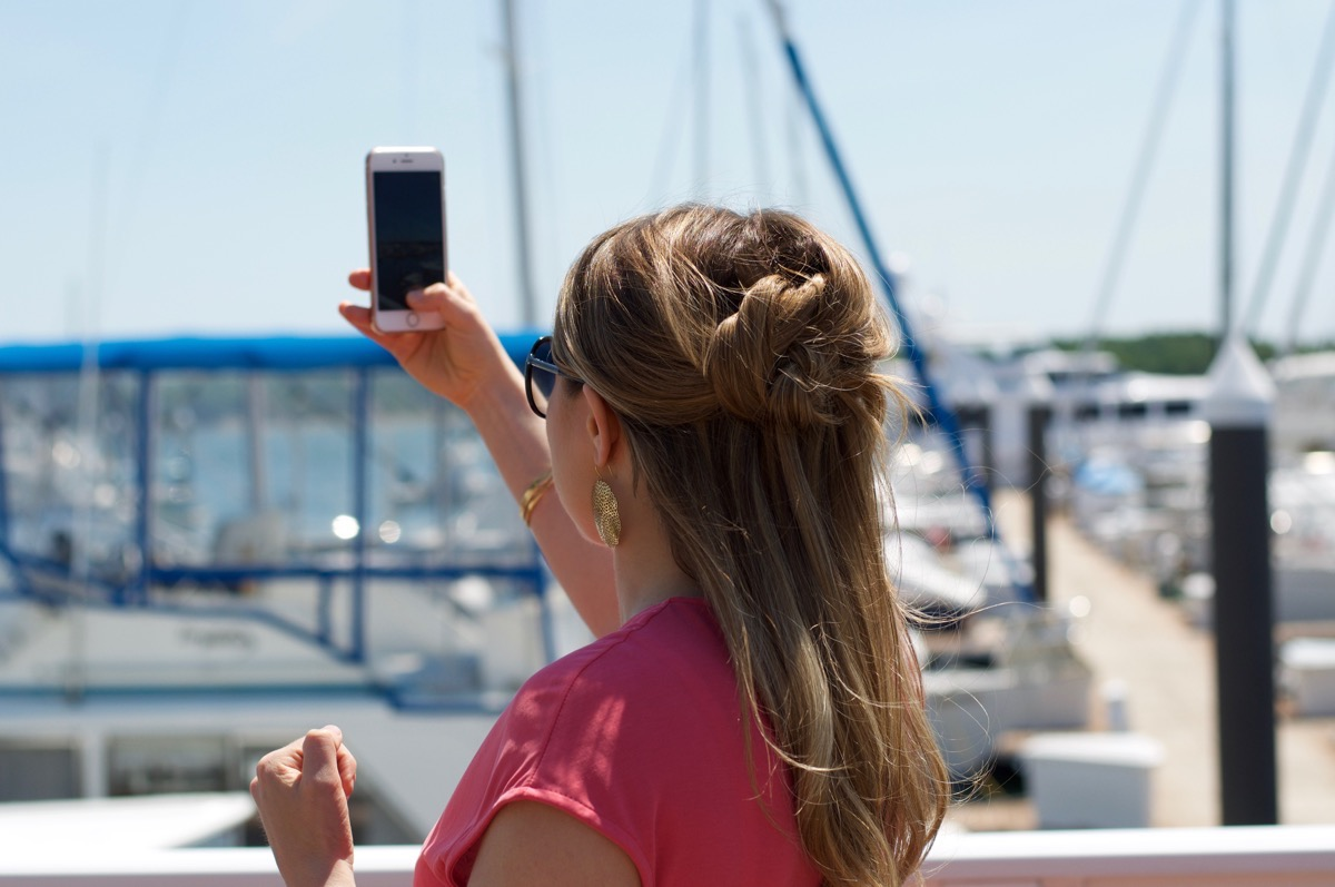Time Management Tips: Posting to Instagram can wait!