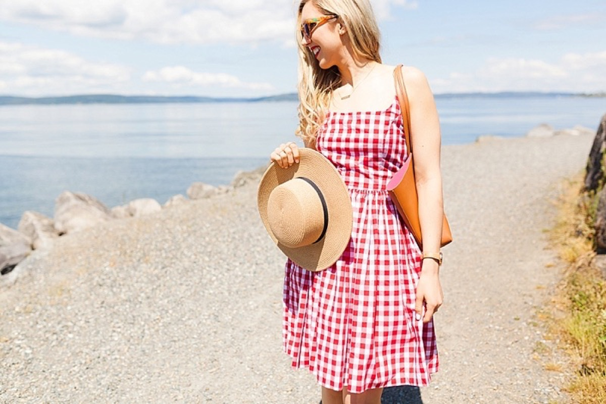 Why Gingham is a perfect go-to print