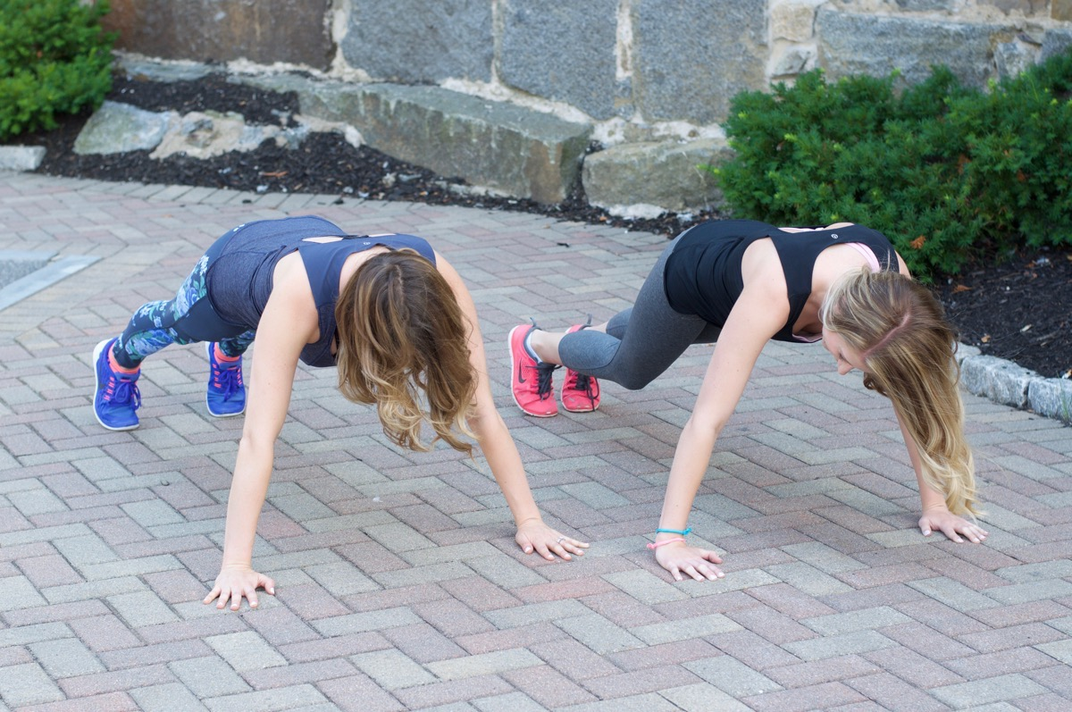 The HIIT Workout You Need While Traveling