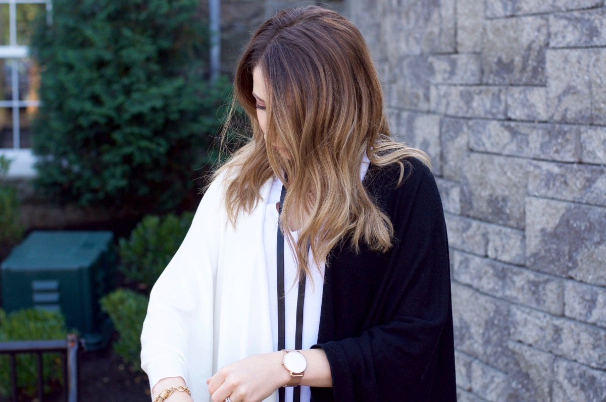Transitioning A Little White Dress With Box of Style