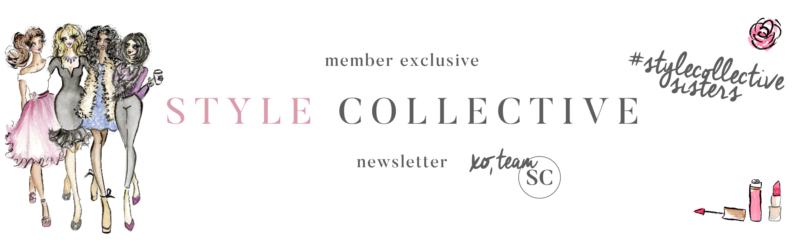 Super obsessed with the new email header!