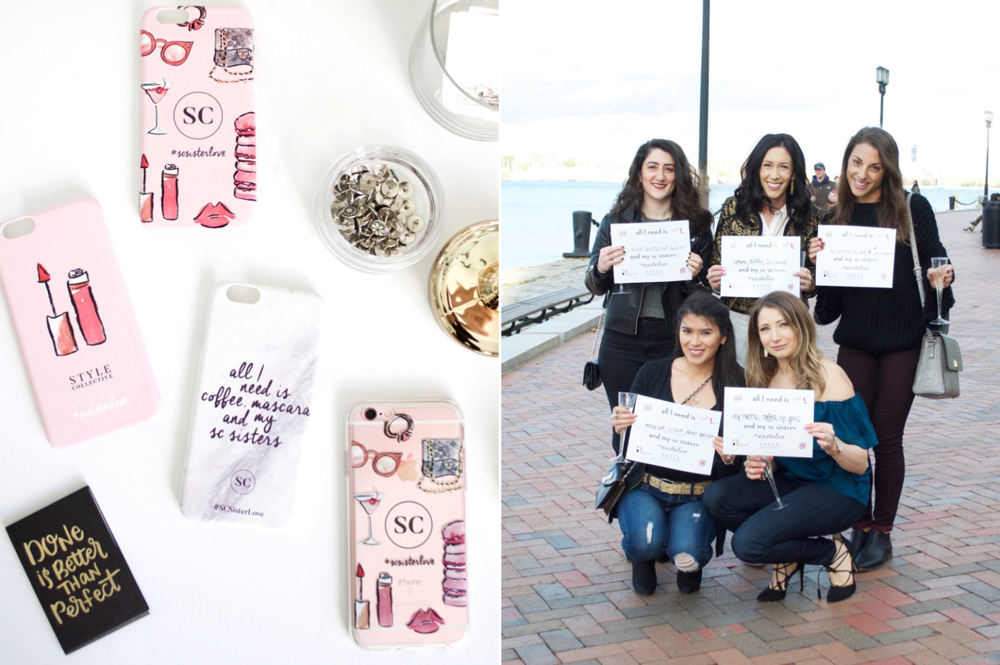 IT'S A PARTY: $1500 of prizes, girly phone cases & being your own #GIRLBOSS!