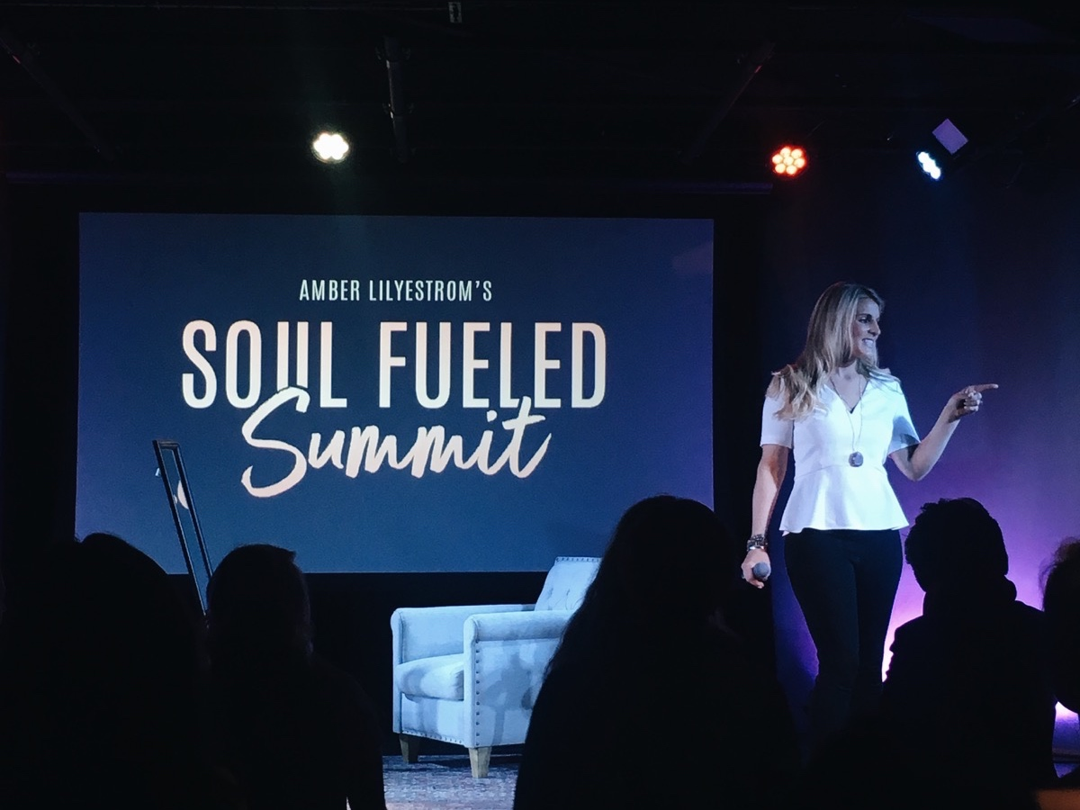 "Soul Fueled Summit Recap: How I am learning to say ""I am beautiful, empowered, and worthy"""