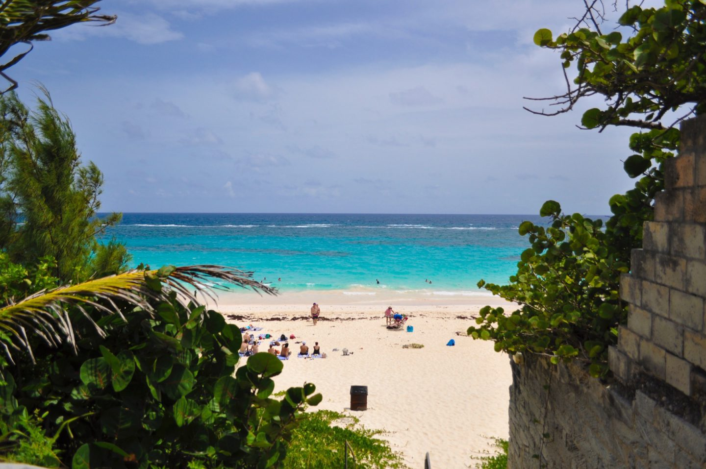 Bermuda Elbow Beach