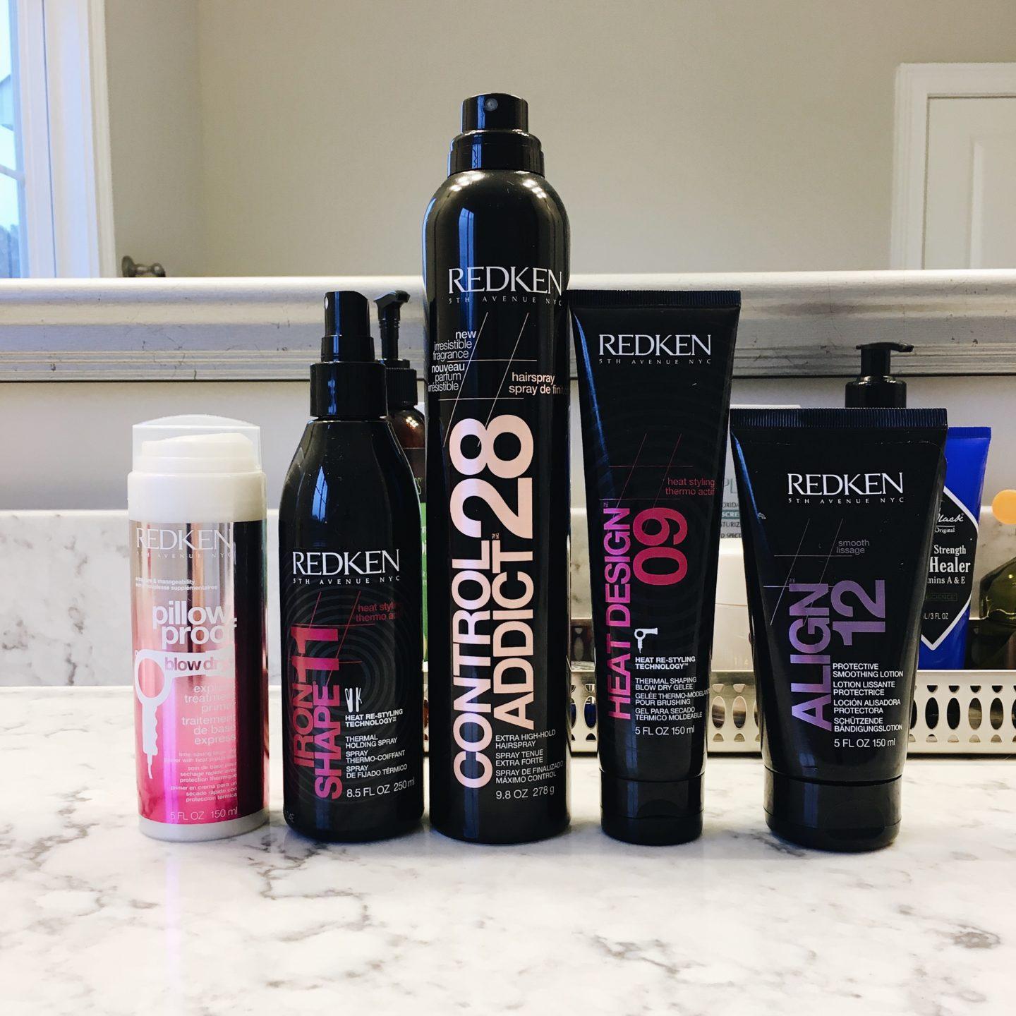 Redken Hair Products You Need For a Long Lasting Blowout